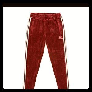 Adidas track pants nwot